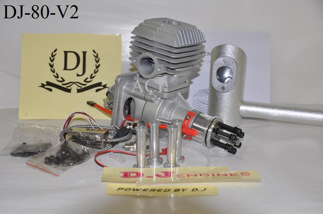 DJ-80-V2 Power 3D