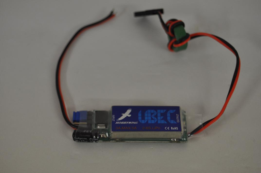 RX-Regulatoe/Limiter 5v/6v NEU